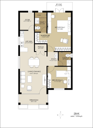 stunning home plan 3d 2bhk pictures best idea home design