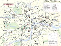 Map Route Planner by London Top Tourist Attractions Map City Sightseeing Trip Planner