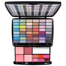 glamour makeup kit eye shadow blush powder vintage makeup