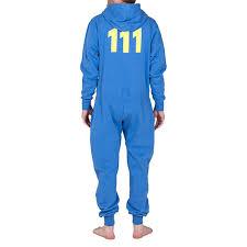 vault jumpsuit fallout vault 111 jumpsuit thinkgeek