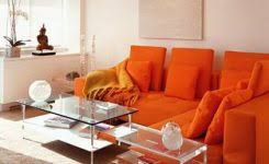 Orange Living Room Chairs by Wonderful Small Apartment Couch Ideas With Apartment Apartment How