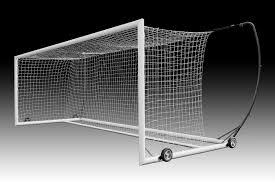 unique sports kwik goal pro premier portable competition goal