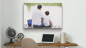 Hanging Canvas Art Without Frame My Photos Turn Your Photos Into Art Canvas Wood Mounted Or