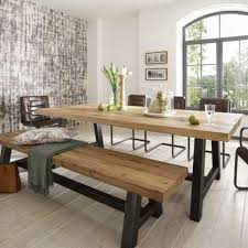 Shop Dining Room Sets Dining Sets For 4 Bench Dining Room Table Set Barn Wood Dining