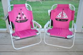 Personalized Kid Chair Personalized Beach Chairs U2013 Martaweb