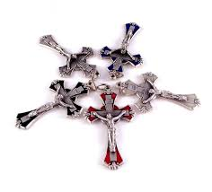 rosary crucifix 25 best rosary crucifixes images on beauty products