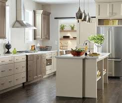 Maple Kitchen Cabinet Butler Flat Panel Cabinet Door Kemper Cabinets