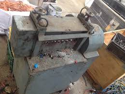 used scrap machinery for sale