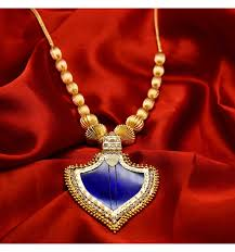 new fashion jewelry necklace images Pendant sets premium gold plated kollam supreme premium jpg