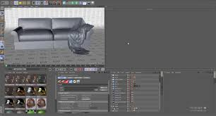 creating realistic fabric materials in maxwell render for cinema 4d