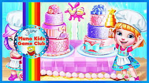 real cake maker 3d how to make cakes games games for kids
