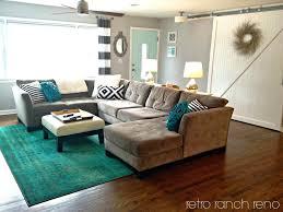 Teal Living Room Curtains Living Room Teal Rug Ecoexperienciaselsalvador Area 6x8 Interior