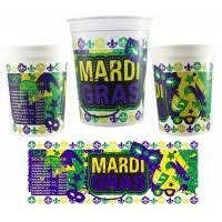 mardi gras throw cups mardi gras plush toys throws and more carnival toys