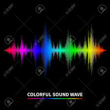 Sound Wave by Blue Sound Waves Stock Photos U0026 Pictures Royalty Free Blue Sound