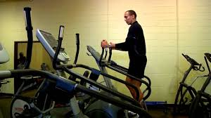 exercise machines how to use a stair stepper properly youtube