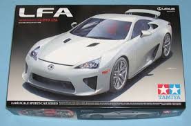 lexus supercar review tamiya lexus lfa kit car kit news u0026 reviews model cars