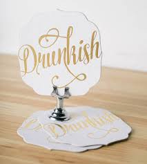 drunkish gold foil drink coasters 12 pack home food u0026 drink