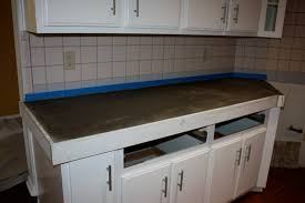 remodelaholic quick install of concrete countertops kitchen quick install of concrete countertops kitchen remodel