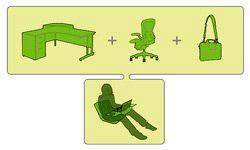 malette de bureau un bureau malette spécial télétravailleur mode s d emploi