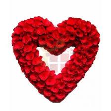 flower gift heart design roses flowers send gift to bangladesh gift shop