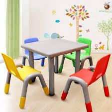 adjustable height c table 1 02 kids table and chair set with adjustable height mixed