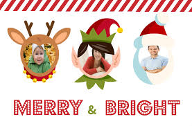 photo insert christmas cards christmas cards with picture insert merry christmas and happy