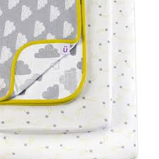 Mod Pod Pop Monkey Crib Bedding by Snuz Crib Bedding Set Cloud Nine Print Fits Snuzpod And Chicco