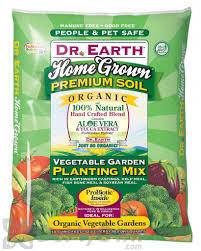 dr earth home grown organic vegetable planting mix 1 5 cu ft