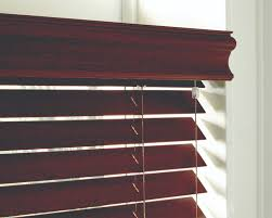 Wood Grain Blinds Faux Wood Blinds Custom Window Blinds Victor Shade
