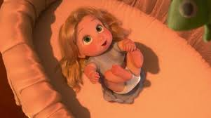 image tangled baby rapunzel jpg disney wiki fandom powered