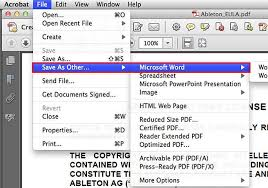 convert pdf to word cutepdf pro top 10 best free pdf to word converter for mac and windows
