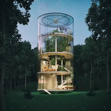 treehouse architecture dezeen
