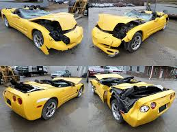 yellow corvette c5 2002 yellow chevrolet corvette c5 convertible cleveland power