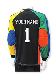 goalkeeper jersey design your own youth soccer goalie jersey trainers4me