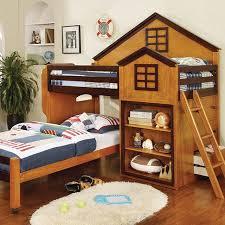 Furniture Of America Bunk Bed Citadel - Furniture of america bunk beds