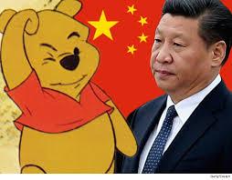 winnie pooh u0027 ban china absurd flattered