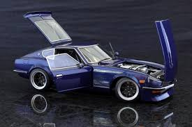 devil z engine autoart 1 18 nissan fairlady z s30 wangan midnight devil z