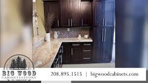 big wood cabinets meridian idaho big wood cabinets stone cabinets in meridian youtube