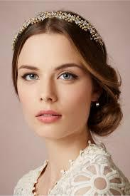 Hochsteckfrisurenen Hochzeit Mit Perlen by Brautfrisuren Seitlich Gesteckt 30 Elegante Inspirationen