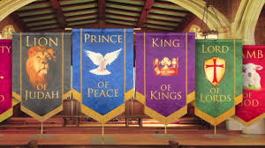 church banners names of from praisebanners