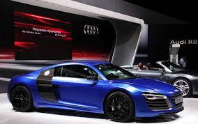 Audi R8 Blue - 中華車庫 china garage we just love cars audi r8 v10