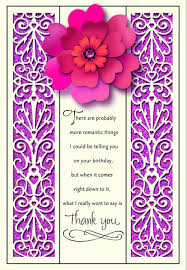thank you birthday card greeting cards hallmark