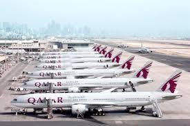 Qatar Airways Qatar Airways Banned From Flying Through Most Of Middle Eastern