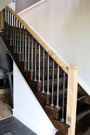 Fitting Banisters Interesting Handrail Options For Staircases That Stand Out