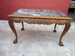 vintage marble coffee table living room furniture marble top coffee tables the luxury of