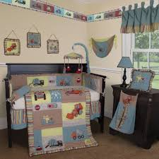 Construction Crib Bedding Set 1 Best Buy Custom Baby Bedding Construction Zone 13 Pcs Crib