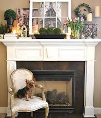 Mantel Fireplace Decorating Ideas - decorate for fall in front of your fireplace hometalk