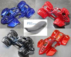 body plastic fender for coolster 3050c only 50cc 70cc 90cc 110cc