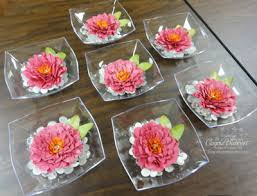 paper flower centerpieces flower centerpieces inkspired treasures