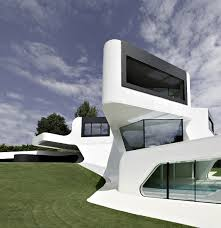 Futuristic Homes Interior by Dupli Casa By J Mayer H Architecture U0026 Design